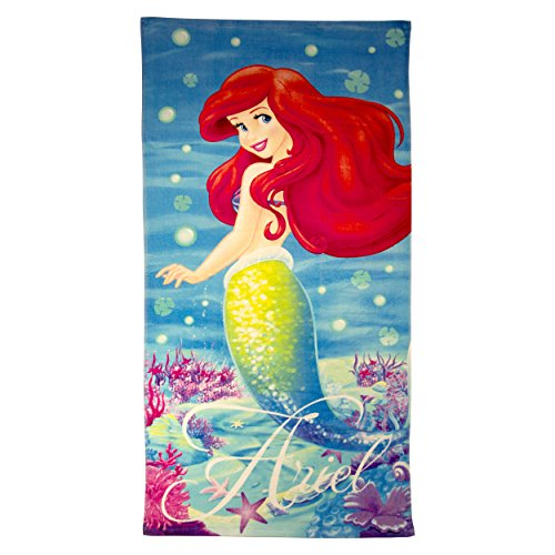 Disney Little Mermaid Splash 100 Cotton 28