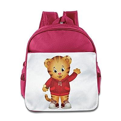 Kids Daniel Tiger's Neighborhood School Backpack Toddler Girls Boys Pink