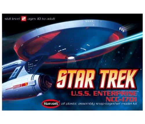 1/1000 Star Trek USS Enterprise (Star Trek Future Enterprise)