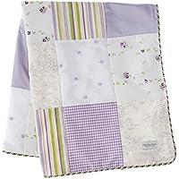 Glenna Jean Penelope Quilt, Lavender/Mint/White
