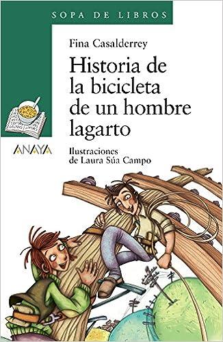 Historia de la bicicleta de un hombre lagarto LITERATURA INFANTIL ...