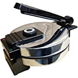 Saachi Electric Tortilla / Roti Maker with Temperature control, Large 8-Inch