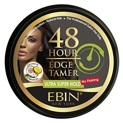 [EBIN NEW YORK] 48 HOUR EDGE TAMER ULTRA SUPER HOLD CONTROL 3.38OZ/100mL