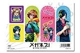 Meganebu! Clear Bookmark Set B
