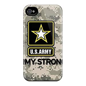 Scratch Protection Hard Phone Covers For Iphone 6 (ZuZ4981kUKp) Custom Attractive Army Pattern