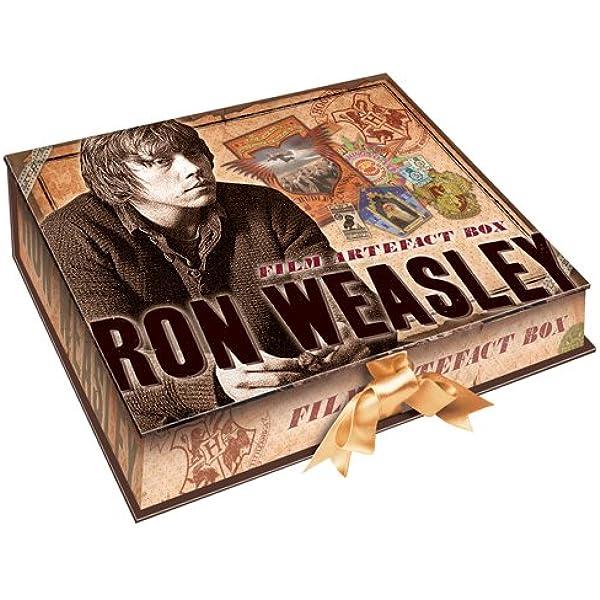 Noble Collection Caja de recuerods de Ron Weasley, Multicolor ...