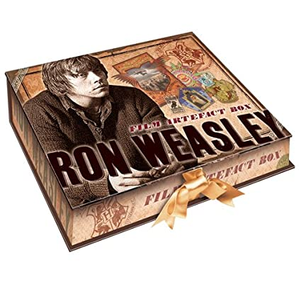 Artefact Box Ron Weasley - Harry Potter