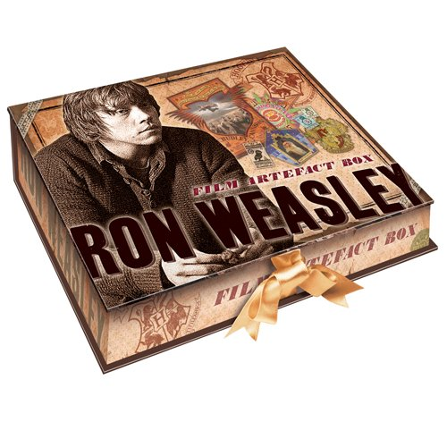 Noble Collection - Harry Potter Artefact Box Ron Weasley