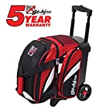 KR Cruiser Single Roller Bowling Bag Red/Black/White () Review