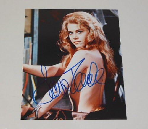 "JANE FONDA 8/"" X 10/"" glossy photo reprint"