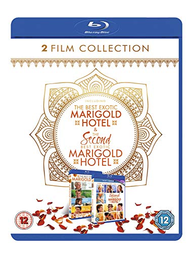 The Best Exotic Marigold Hotel/The Second Best Exotic Marigold Hotel [Blu-ray] [Region Free]