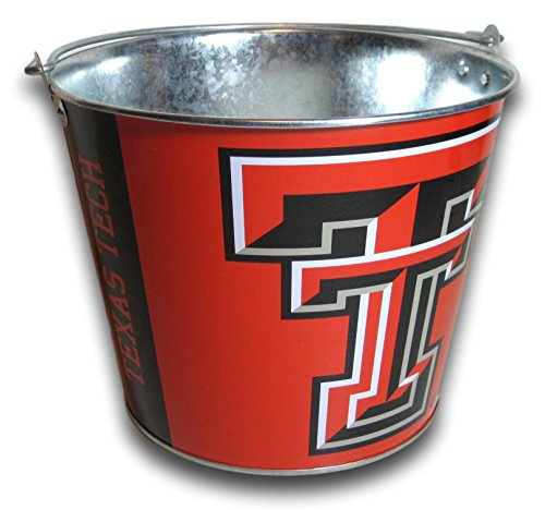 Tech Bucket Ice (Texas Tech Red Raiders Hype Beer Bucket)