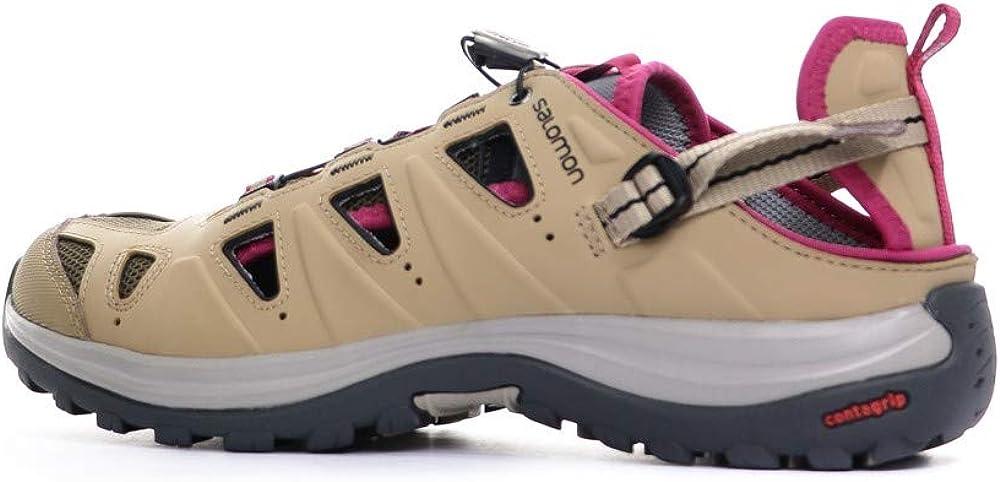SALOMON Ellipse Cabrio Chaussures de Randonn/ée Basses Femme