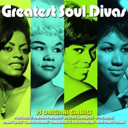 (Greatest Soul Divas)