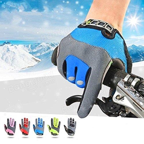 l'écran de vélo Des ski d'hiver tactile aux PhilMat sports chocs de gants résistant rockbros 4Aqwzx