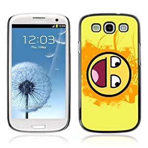 YOYOSHOP [Funny Awesome Smiley LOL MEME] Samsung Galaxy S3 Case Kimberly Kurzendoerfer