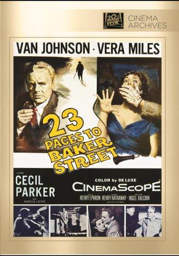 2006 European Style Set - 23 Paces to Baker Street