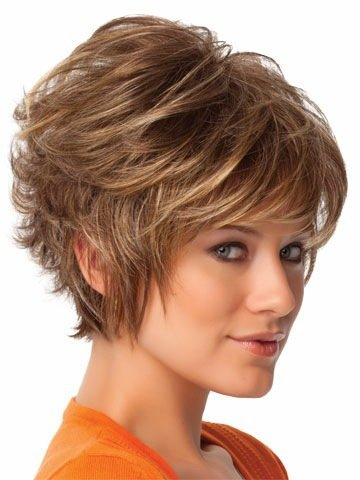 Short Curly Wigs for Women Fluffy Women Hair Wigs Heat Resistant Wig Natural Looking Wigs with 1 Wig Cap Z022 by ELIM