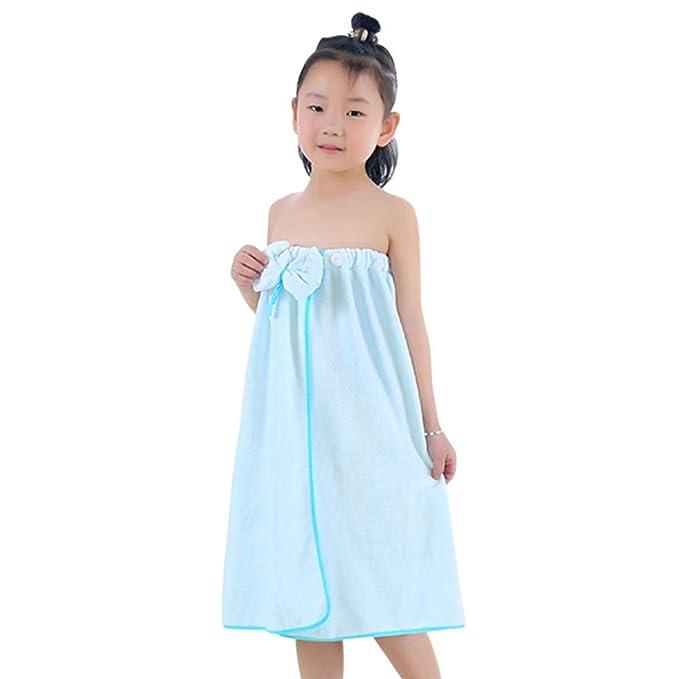 Amazon.com: Freahap - Albornoz para niños, talla única ...