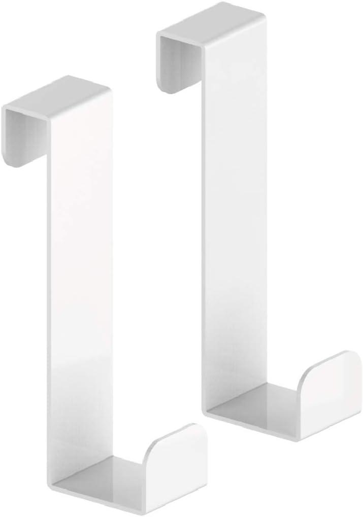 Pareja de toalleros para caja de ducha - Toallero de aluminio ...