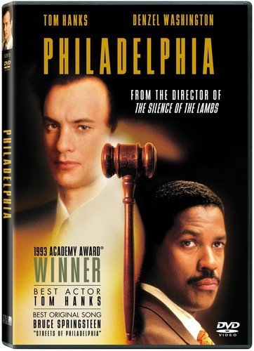 DVD : Philadelphia (Widescreen)