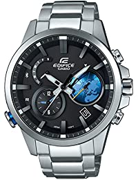 CASIO EDIFICE TIME TRAVELLER EQB-600D-1A2JF MENS JAPAN IMPORT