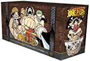One Piece Box Set: East Blue and Baroque Works, Volumes 1-23 (One Piece Box Sets)