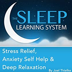 Stress Relief, Anxiety Self Help, and Deep Relaxation Guided Meditation and Affirmations
