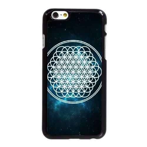 Bring Me The Horizon Deathbeds Lyrics Y7K32T5OO coque iPhone 6 6S Plus 5.5 Inch case coque black 8J8FKI