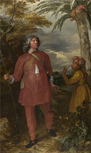Jasper Cocktail Ring - 'Anthony Van Dyck William Feilding 1st Earl Of Denbigh ' Oil Painting, 18 X 30 Inch / 46 X 77 Cm ,printed On Perfect Effect Canvas ,this Reproductions Art Decorative Prints On Canvas Is Perfectly Suitalbe For Gym Decoration And Home Decor And Gifts