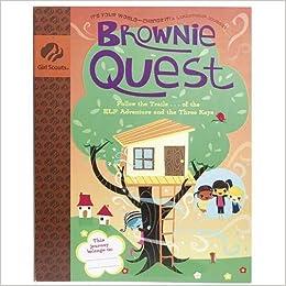 girl scout brownie elf story