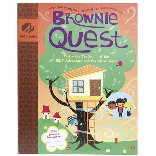 Scout Brownie - Brownie Quest