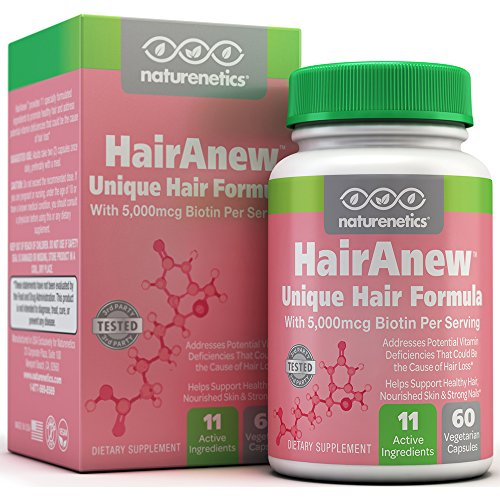 HairAnew Unique Growth Vitamins Biotin product image