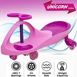 Baybee Unicorn Swing Cars for...