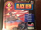 Imagination Station Imagitec CD Rom 6 Pack Featuring Black Rein