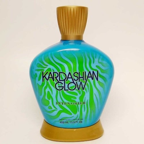 Kardashian Glow INTENSIFIER Tanning Bed Lotion 13.5 oz