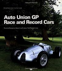 Grand Prix Cars Auto Union Type C