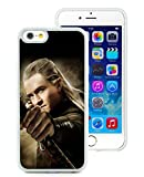 Generic iPhone 6 TPU Case,The Hobbit The Desolation Of Smaug Legolas White Cover Case For iPhone 6S 4.7 inches