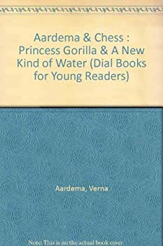 Princess Gorilla and a New Kind of Water: A Mpongwe Tale 0803704135 Book Cover
