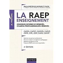 RAEP ENSEIGNEMENT 3E ÉD.