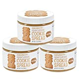 Amoretti Natural Creamy Speculoos Cookie Spread, 3 Count