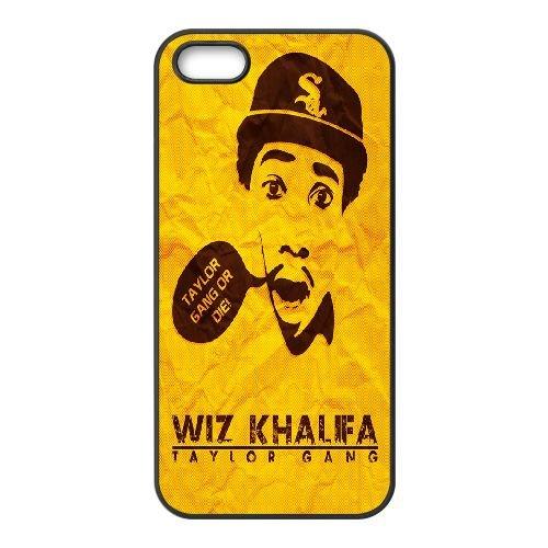 Wiz Kalifa S TF73BO1 coque iPhone 5 5s téléphone cellulaire cas coque P4UK2D6JV
