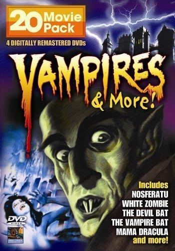 Vampires & More! 20 Movie Pack by Christopher Lee: Amazon.es: Christopher Lee, Max Schreck: Cine y Series TV