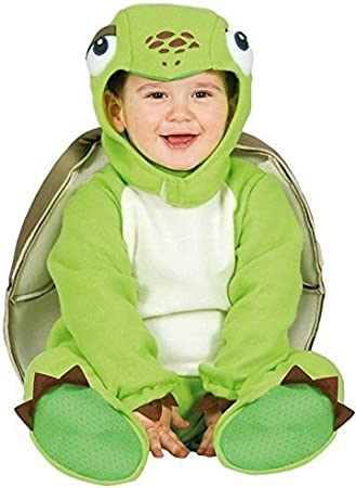 Fancy Me Bebé Niña Niño Verde Tortuga Mar Animal Halloween ...