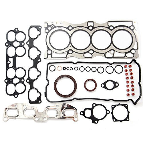 - cciyu Head Gasket Set Gasket Kit Replacement fit for 2002-2006 NISSAN ALTIMA NISSAN SENTRA 2.5L DOHC 16 Valve