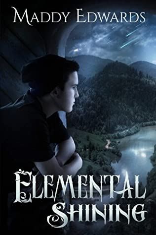 book cover of Elemental Shining