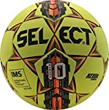 Select Numero 10 Soccer Ball, Yellow/Orange, 5