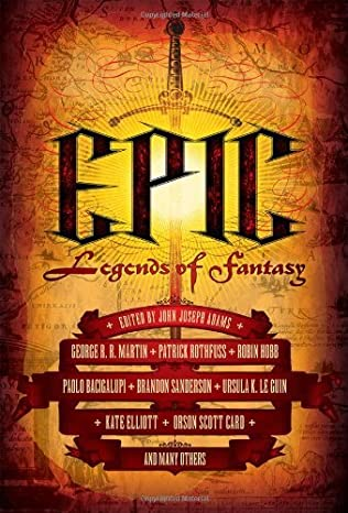 book cover of Epic