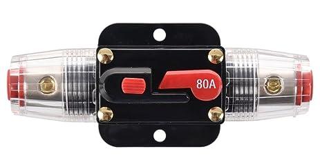 car audio breaker fuse box diy wiring diagrams u2022 rh dancesalsa co Fuses vs Circuit Breakers Circuit Breaker Fuse Replacement
