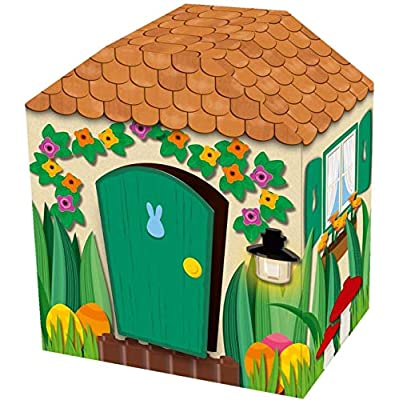 LEGO Easter Bunny Hut Iconic Easter Minifigure Set (5005249): Toys & Games
